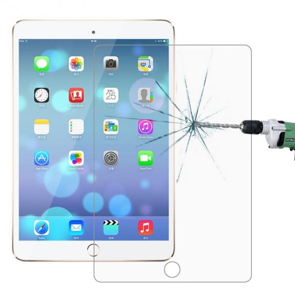 AppleKing super odolné 0.26mm tenké 9H+ tvrzené sklo s 2.5D zaoblenou hranou (Tempered Glass) pro Apple iPad mini 4 - možnost vrátit zboží ZDARMA do 30ti dní