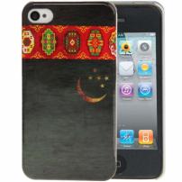 Ochranné pouzdro / kryt se pro Apple iPhone 4 / 4S – holy pattern