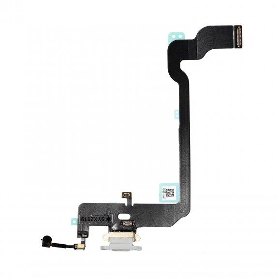 AppleKing audio flex konektor pro Apple iPhone XS - bílá - možnost vrátit zboží ZDARMA do 30ti dní