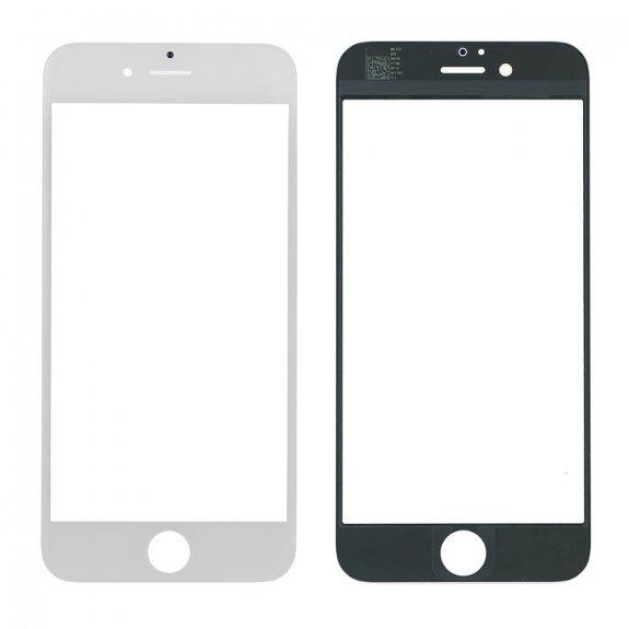 AppleKing přední dotykové sklo, včetně OCA lepidla, rámečků pro přední fotoaparát, proximity sensor a mřížky pro sluchátko, pro iPhone 6 - bílá - možnost vrátit zboží ZDARMA do 30ti dní