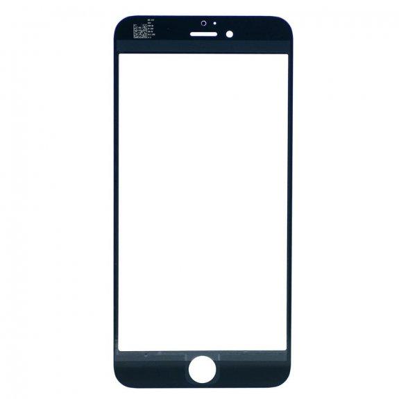 AppleKing přední dotykové sklo, včetně OCA lepidla, rámečků pro přední fotoaparát, proximity sensor a mřížky pro sluchátko, pro iPhone 6 Plus - bílá - možnost vrátit zboží ZDARMA do 30ti dní