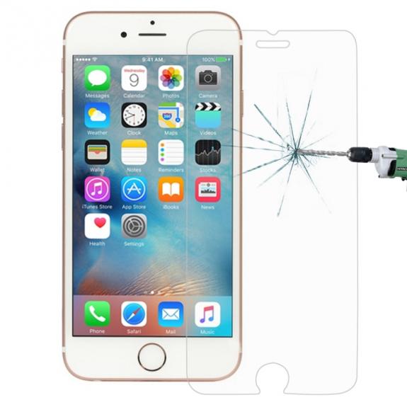 HAWEEL super odolné 2.5D 9H+ tvrzené sklo (Tempered Glass) pro Apple iPhone 6 Plus / 6S Plus - 0.26mm - možnost vrátit zboží ZDARMA do 30ti dní