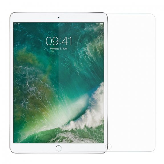 """AppleKing rurihai tvrzené 2.5D sklo pro iPad Air 3 / Pro 10,5"""" (2017) - 0,18 mm - možnost vrátit zboží ZDARMA do 30ti dní"""