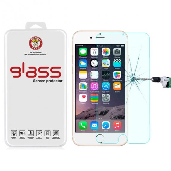 HAT-PRINCE super odolné 2.5D 9H tvrzené sklo (Tempered Glass) pro Apple iPhone 6 Plus / 6S Plus - 0.26mm - možnost vrátit zboží ZDARMA do 30ti dní