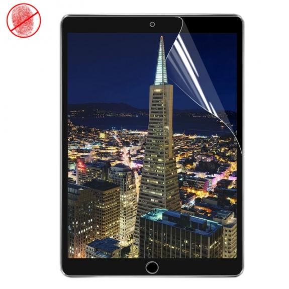 """AppleKing ochranná fólie s vrstvou proti zanechávání otisků pro Apple iPad Pro 10.5"""" - možnost vrátit zboží ZDARMA do 30ti dní"""