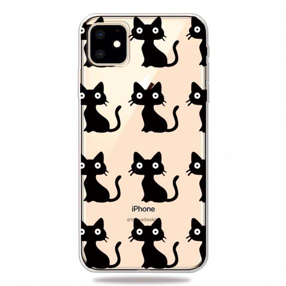 Zdarma černá velká kočička fotky
