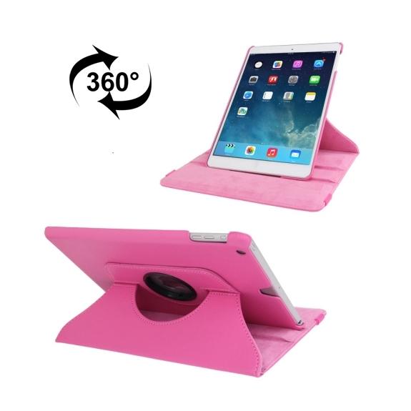 1b273ddfc0 AppleKing otočný 360° ochranný kryt a držák pro Apple iPad 9.7