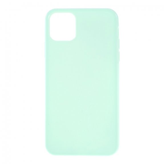 AppleKing hladký plastový kryt pro iPhone 11 - zelený - možnost vrátit zboží ZDARMA do 30ti dní