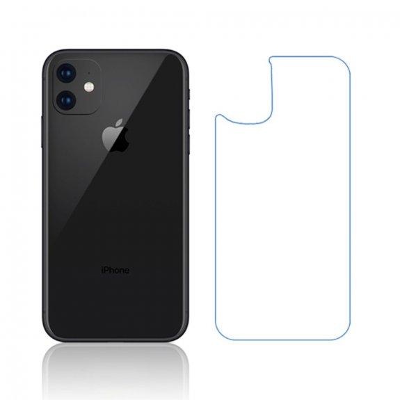 AppleKing křišťálově čirá ochranná folie na zadní část iPhone 11 - možnost vrátit zboží ZDARMA do 30ti dní