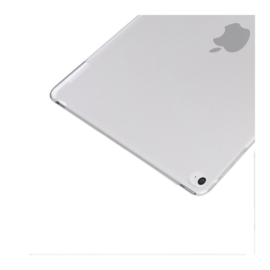 ... Plastový matný průhledný kryt pro iPad mini 4 s výřezem pro Smart Cover 45e6bc69d6