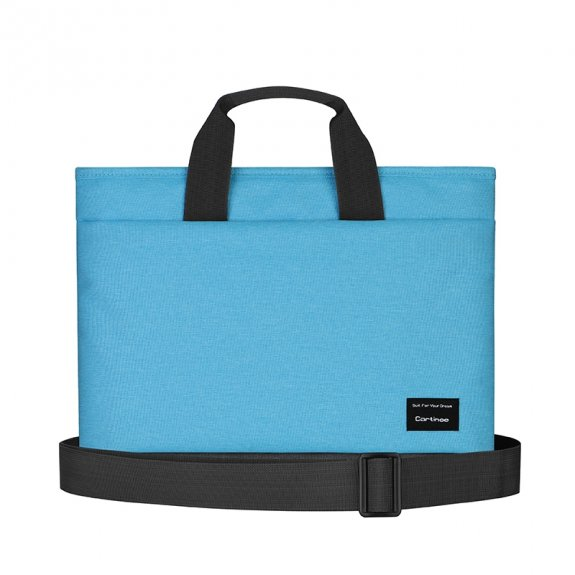 """Cartinoe brašna ve stylu kabelky pro MacBook 13"""" - modrá - možnost vrátit zboží ZDARMA do 30ti dní"""