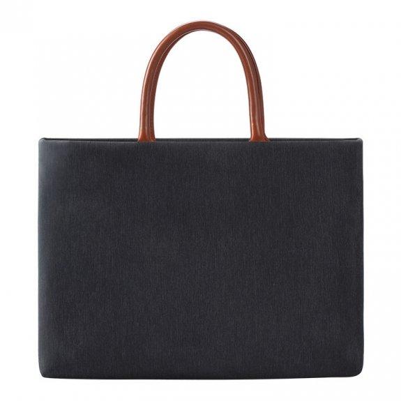 """AppleKing elegantní brašna ve stylu kabelky pro MacBook do 15"""" - černá - možnost vrátit zboží ZDARMA"""