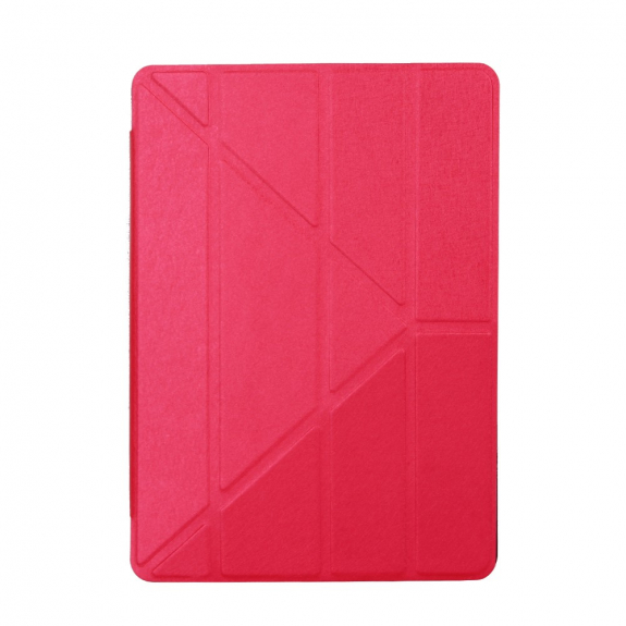 AppleKing hedvábné Smart pouzdro / kryt s funkcí uspání a stojánkem ve tvaru origami pro Apple iPad
