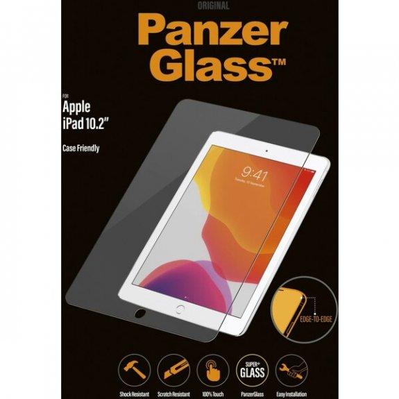 """PanzerGlass tvrzené sklo na celou přední stranu pro iPad 10,2"""" (2019) - čiré 5711724026737 - možnost vrátit zboží ZDARMA do 30ti dní"""