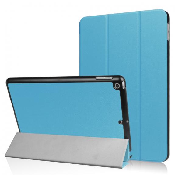 """AppleKing pouzdro / obal s funkcí uspání a stojánkem pro Apple iPad 9.7"""" - světle modré - možnost vrátit zboží ZDARMA do 30ti dní"""