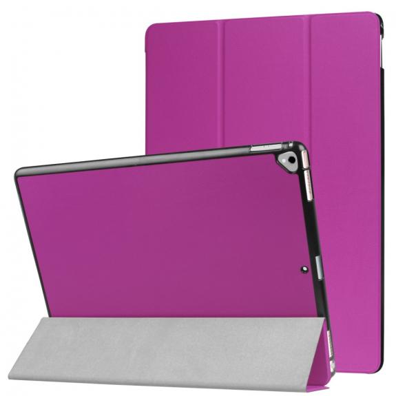 """AppleKing smart pouzdro / obal s funkcí uspání pro Apple iPad Pro 12.9"""" - fialové - možnost vrátit zboží ZDARMA do 30ti dní"""