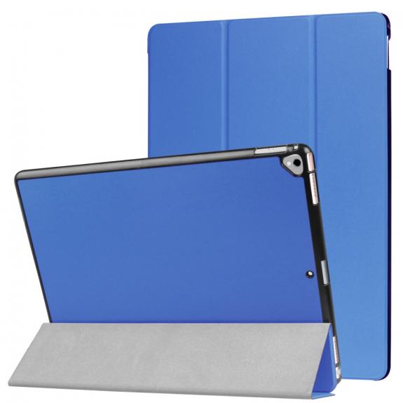 """AppleKing smart pouzdro / obal s funkcí uspání pro Apple iPad Pro 12.9"""" - světle modré - možnost vrátit zboží ZDARMA do 30ti dní"""