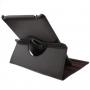 Pouzdro / kryt s otočným držákem pro iPad 2. / 3. / 4.gen - hnědé