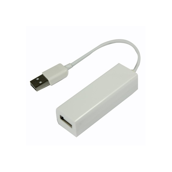 AppleKing Čtyřportový USB 2.0 rozbočovač / hub - možnost vrátit zboží ZDARMA do 30ti dní