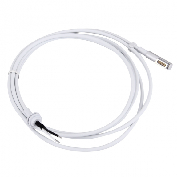 AppleKing náhradní kabel s konektorem MagSafe (tvar L) pro Macbook nabíječky A1150 A1151 A1172 A1184 A1211 A1370 - délka 1.8m - možnost vrátit zboží ZDARMA do 30ti dní