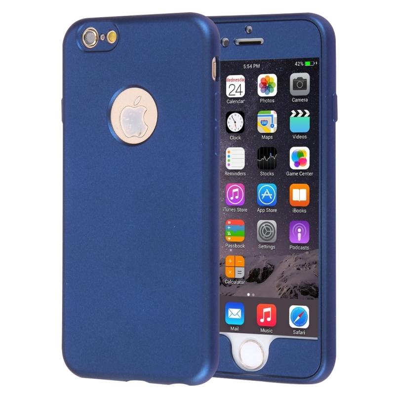 Plastový obal na iPhone 6 Plus   6S Plus s 360° ochranou - chrání přední ... 04fcc5442f1