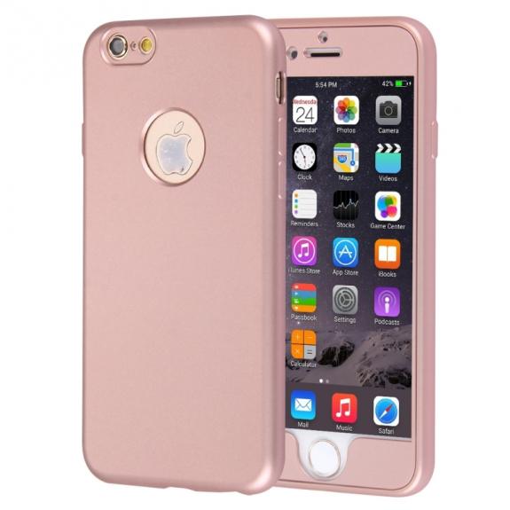 AppleKing plastový obal na iPhone 6 Plus   6S Plus s 360° ochranou - chrání 0d1678e002d