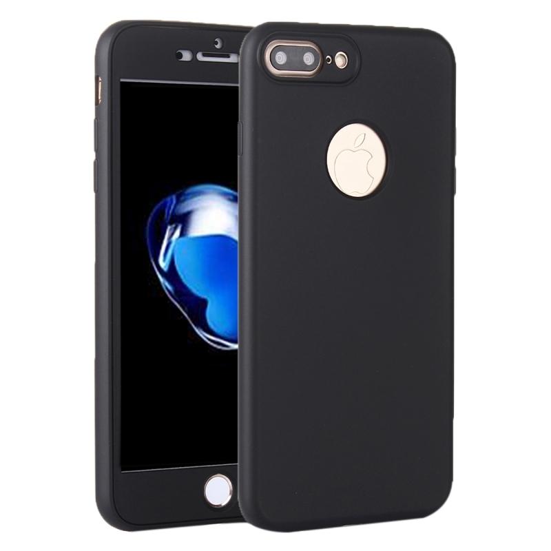 Silikonový obal na iPhone 8 Plus   7 Plus s 360° ochranou - chrání přední  ... acc332a0e23