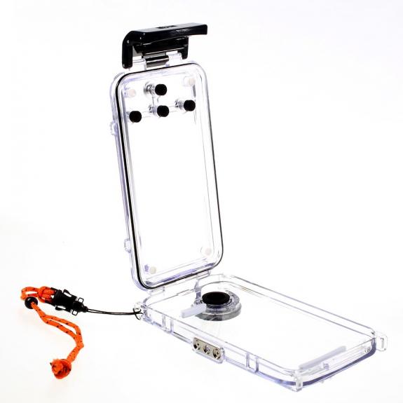 AppleKing iPX8 vodotěsné pouzdro do hloubky 40m pro iPhone 6S Plus / 6 Plus - možnost vrátit zboží ZDARMA do 30ti dní