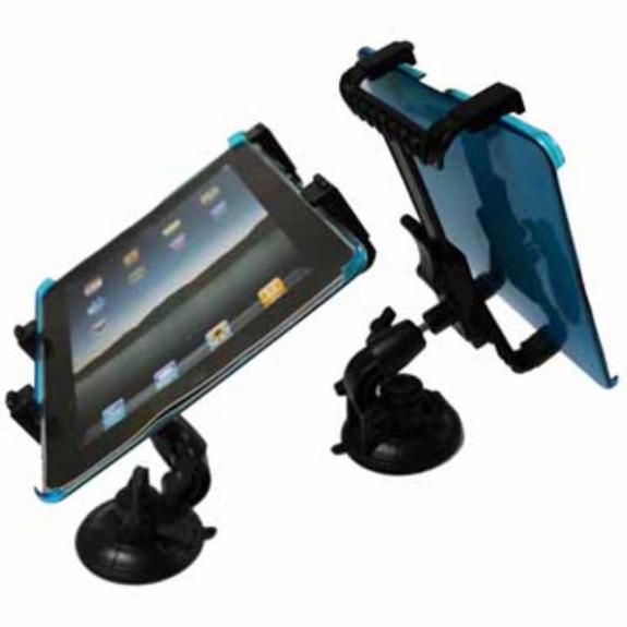 AppleKing držák do auta pro iPad Mini 4 / Mini 3 / Mini 2 / Mini 1 - otočný 360° a výklopný 90° - možnost vrátit zboží ZDARMA do 30ti dní