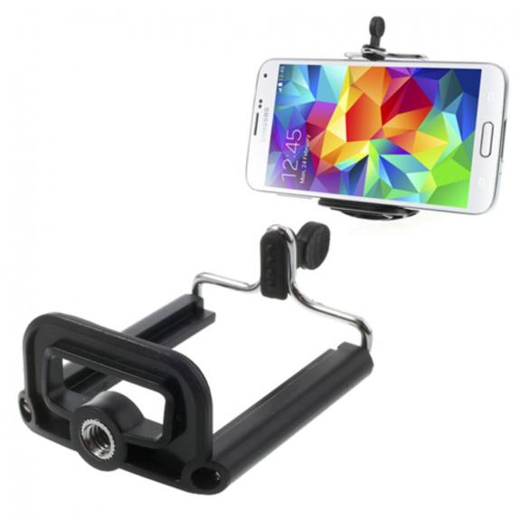 AppleKing násada na stativ pro uchycení telefonu pro iPhone - možnost vrátit zboží ZDARMA do 30ti dní