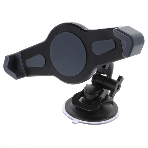 AppleKing univerzální otočný držák do auta s přísavkou pro iPad - černý - možnost vrátit zboží ZDARMA do 30ti dní