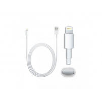 Originální Apple kabel na iPhone / iPad / iPod - Lightning - MD819ZM/A - 2m - bílý