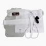 Voděodolné pouzdro / obal s poutkem pro iPhone 5 / 5C / 5S / SE / 4 / 4S / 3G / 3GS - bílé