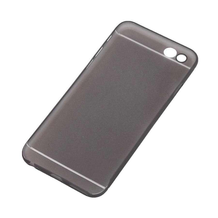 Tenký plastový kryt pro iPhone 6 Plus   6S Plus s ochranou čočky - černý ... 066bd5bd926