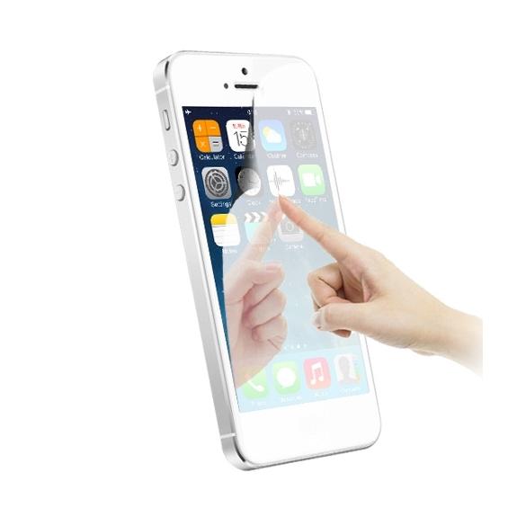 AppleKing ochranná fólie pro iPhone 5 / 5S / SE - zrcadlová - možnost vrátit zboží ZDARMA do 30ti dní