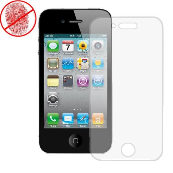 AppleKing ochranná anti-reflexní (matná) fólie pro iPhone 4 / 4S - možnost vrátit zboží ZDARMA do 30ti dní