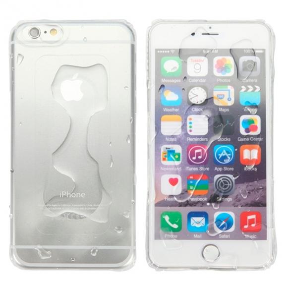 AppleKing voděodolné ultra tenké pouzdro / obal pro Apple iPhone 6 / 6S - průhledné - možnost vrátit zboží ZDARMA do 30ti dní