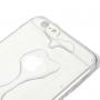 Voděodolné ultra tenké pouzdro / obal pro Apple iPhone 6 / 6S - průhledné