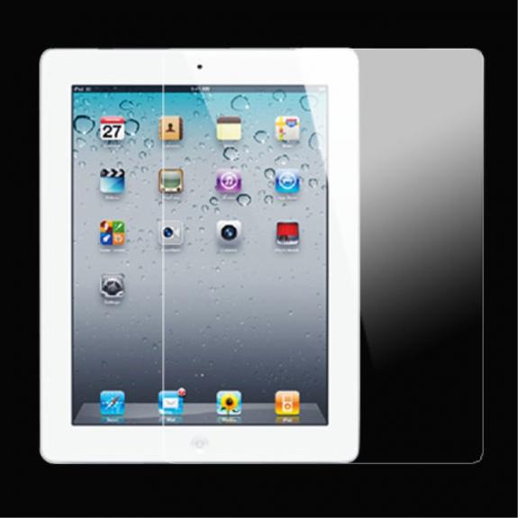 AppleKing ochranné tvrzené sklo pro Apple iPad 2 / iPad 3 / iPad 4 - transparentní - možnost vrátit zboží ZDARMA do 30ti dní