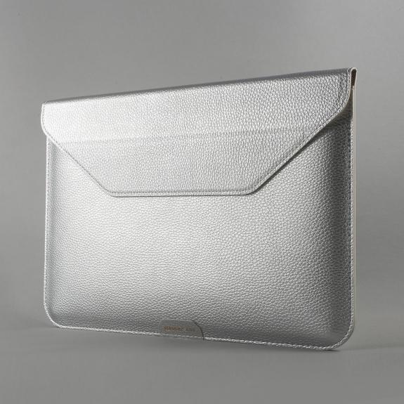 """VORSON magnetická obálka pro Apple MacBook Air 11"""" - stříbrná - možnost vrátit zboží ZDARMA do 30ti dní"""