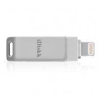 IDISKK přídavná flash paměť Lightning / USB 2.0 pro iPhone / iPad / MacBook - 16 GB
