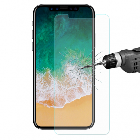 ENKAY super odolné 2.5D tvrzené sklo pro iPhone X / XS / 11 Pro - 0,26 mm - možnost vrátit zboží ZDARMA do 30ti dní