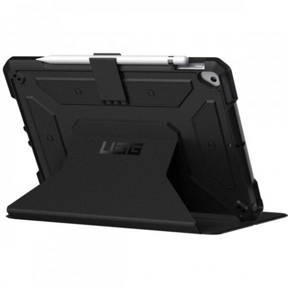 """UAG Metropolis odolné pouzdro pro iPad 10,2"""" (2019) - černé 121916114040 - možnost vrátit zboží ZDARMA do 30ti dní"""