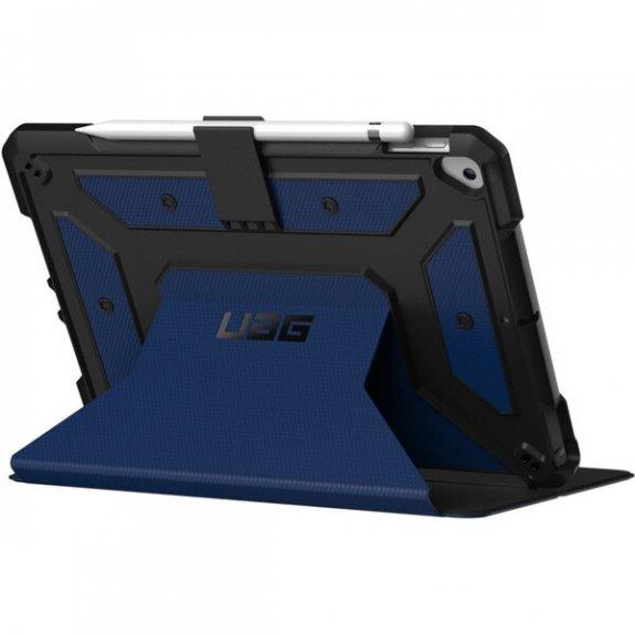 """UAG Metropolis odolné pouzdro pro iPad 10,2"""" (2019) - modré 121916115050 - možnost vrátit zboží ZDARMA do 30ti dní"""