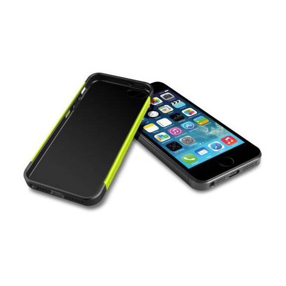 ... Odolný obal na iPhone 5   5S   SE - zelený. Zobrazit všechny obrázky.  Sleva -25% eec3b5a7f3e