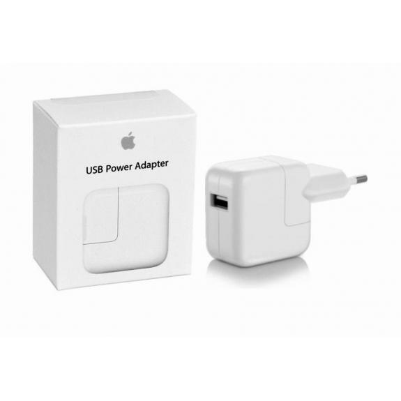 Originální Apple nabíječka pro iPad / iPhone / iPod - 12W - 2.4A - MD836ZM/A - možnost vrátit zboží ZDARMA do 30ti dní
