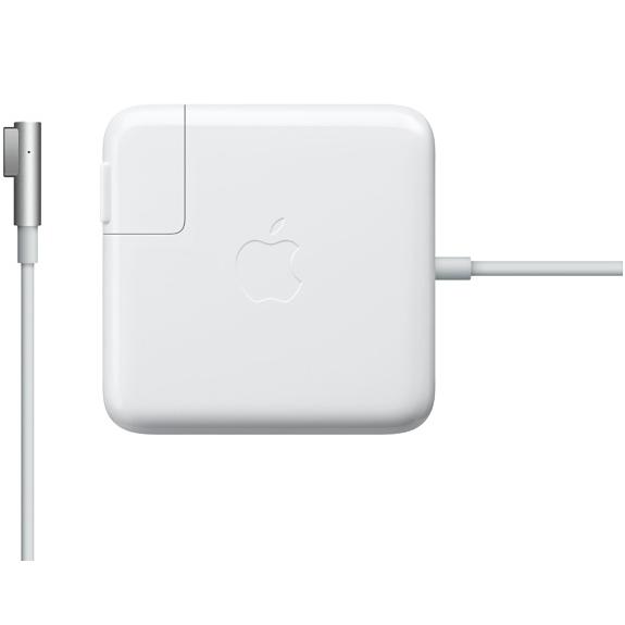 """Originální Apple nabíječka / adaptér pro MacBook Pro 15"""" a 17""""- 85W s konektorem MagSafe (tvar L) / MC556Z/B, A1343, A1222 - možnost vrátit zboží ZDARMA do 30ti dní"""