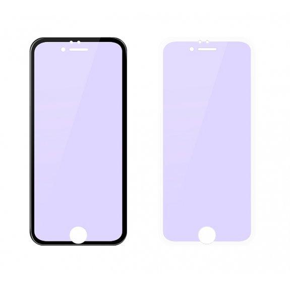 HOCO Radian 3D sklo s Anti-Blue Ray pro iPhone 6 Plus / 6S Plus - bílé - možnost vrátit zboží ZDARMA