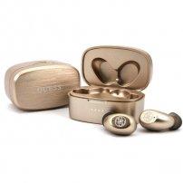 Guess Wireless Stereo bezdrátová sluchátka pro Apple zařízení - zlatá