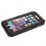 Voděodolné pouzdro s otočným držákem na kolo pro iPhone 6 Plus / 6S Plus - černé